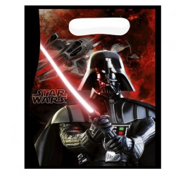 Star Wars, 6 st kalaspåsar
