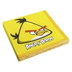 Angry Birds, 20 st servetter