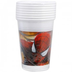 Spiderman, 8 st muggar