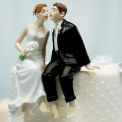 Kärlek på kanten, brudpar (2:a sortering)