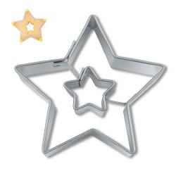 Stjärna, pepparkaksform
