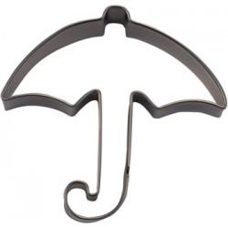 Paraply, pepparkaksform