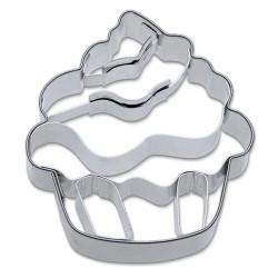 Cupcake, pepparkaksform