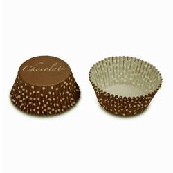 Chocolate, 50 st muffinsformar