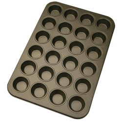 Muffinsplåt, 24 st små (Städter)
