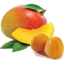 Mango-aprikos, 125g moussepulver