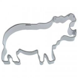 Flodhäst, pepparkaksform (073029)