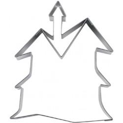 Spökhus, pepparkaksform