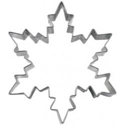 Snöflinga  7,8 cm, pepparkaksform