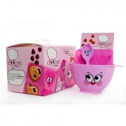 Bakset för barn, rosa