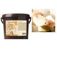 BF 20190726 - Sockerpasta, vit 7 kg (Callebaut)