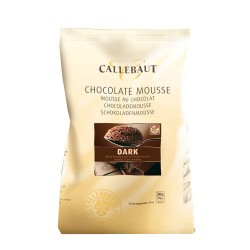 Mörk choklad, 800g moussepulver
