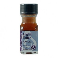 Engelsk Toffee, 3,7 ml smaksättning
