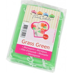 Marsipan, grön 250g (Grass Green)