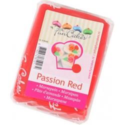Marsipan, röd 250g (Fun Cakes)