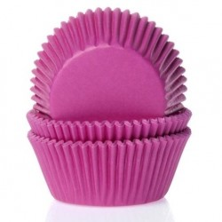 Hot Pink, 50 st muffinsformar