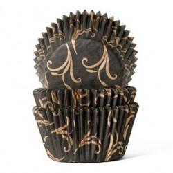 Golden Elisabeth, 50 st muffinsformar