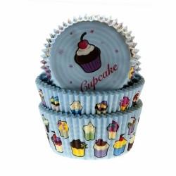Cupcake, 50 st muffinsformar