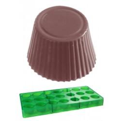 El Classico, pralinform (grön, hård plast)