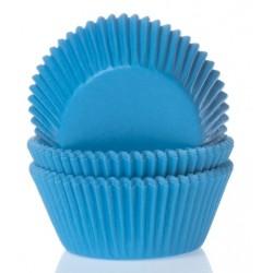 Cyan Blue, 50 st muffinsformar