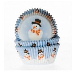 Winter Frost, 50 st muffinsformar