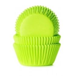 Lime, 50 st muffinsformar