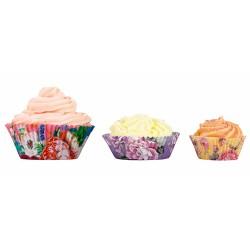 Scrumptious Romance, 60 st muffinsformar i 3 storlekar