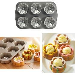 Buttercup Cake Bowls, bakform