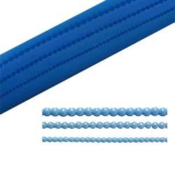 Pärlband, silikonform (BR130)