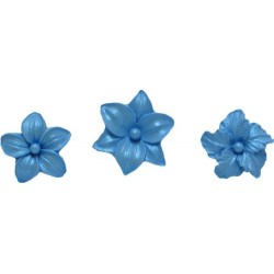 Blommor, silikonform