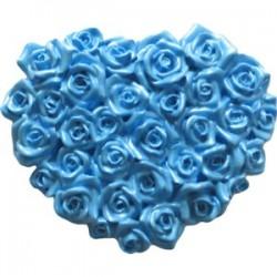 Rosenhjärta, silikonform