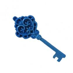 Nyckel, silikonform