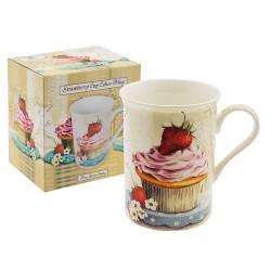 Strawberry Cupcake, mugg