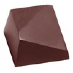 Fasad kvadrat, pralinform (hård plast)