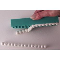 Pärlband 12 mm, silikonform (KBK)