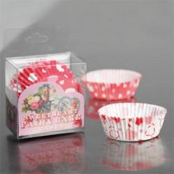 Sweetheart, 72 st muffinsformar