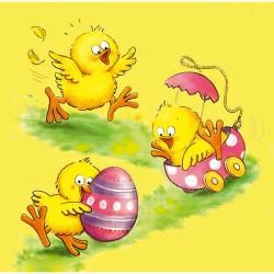 Crazy Easter,  20 st servetter