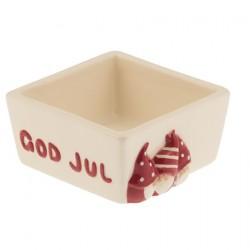 God Jul, liten skål