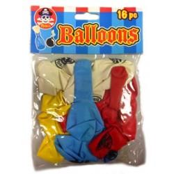 Happy Pirates, 16 st ballonger