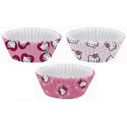 Hello Kitty, 50 st muffinsformar