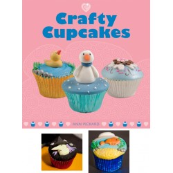 Crafty Cupcakes, bok
