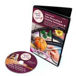 Cake Decorating & Finnishing Ideas, del 2 (DVD)