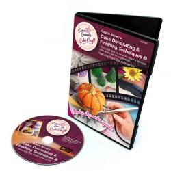 Cake Decorating & Finnishing Ideas, del 2 (DVD)