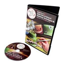 Cake Decorating & Finishing Ideas, del 1 (DVD)
