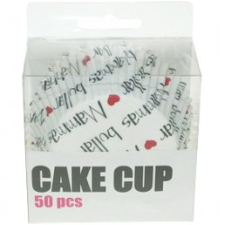 Mammas bullar, 50 st muffinsformar