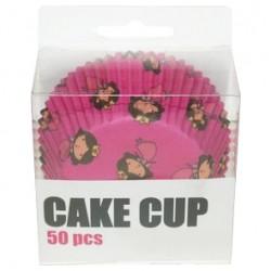 Pink Princess, 50 st muffinsformar