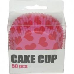 Pink Flair, 50 st muffinsformar