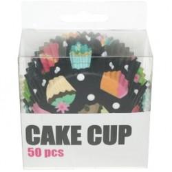 Cupcakes, 50 st muffinsformar