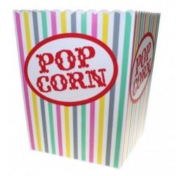 Popcornburk, stor
