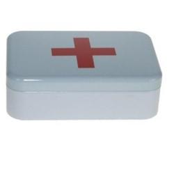 First Aid, plåtask